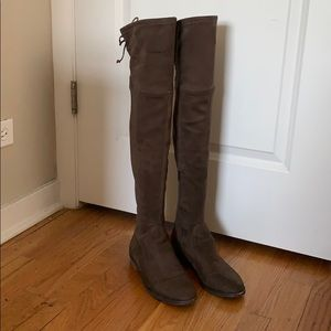 VINCE CAMUTO Crisintha Suede Over the Knee Boots